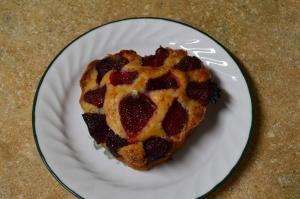Strawberry Summer Cake