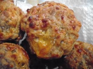 Sausage Balls 2