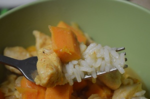Chicken with Sweet Potatoes 4