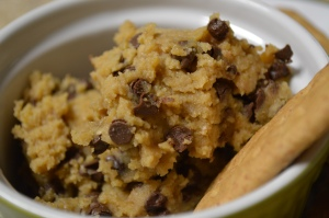 Chocolate Chip Cookie Dough Dip II 3