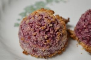 Raspberry Coconut Macaroons 4