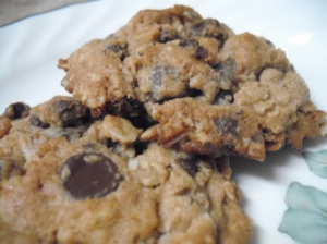 Chunky Peanut Butter and Oatmeal Chocolate Chipsters 2
