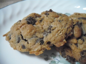 Chunky Peanut Butter and Oatmeal Chocolate Chipsters 3