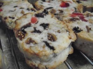Fruitcake Cookies 2