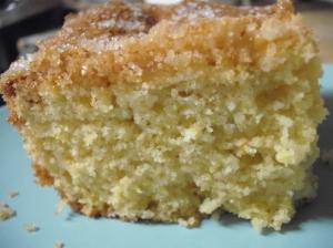 Orange Cornmeal Cake 5