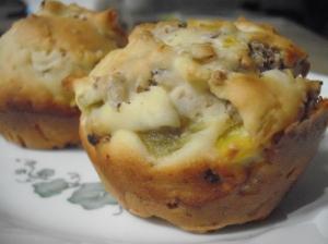 Sausage Brunch Muffins 2