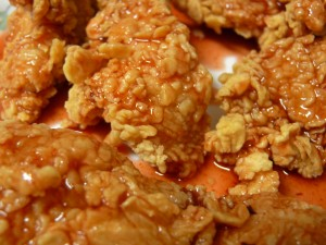 Spicy Honey Glaze 2