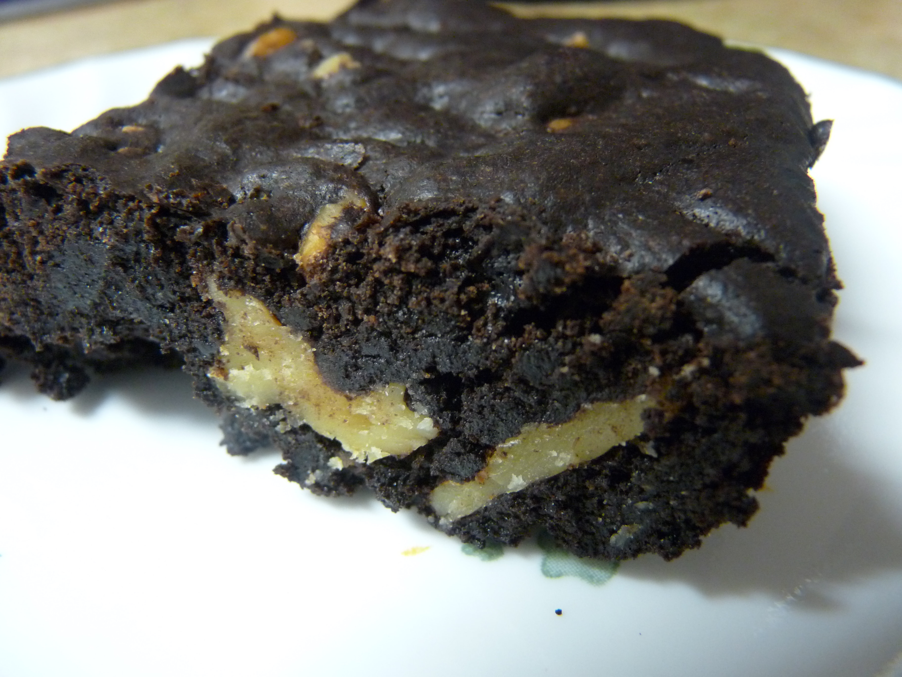 Cocoa Brownies with Browned Butter and Walnuts 2