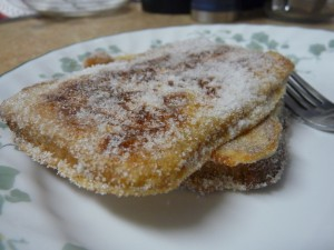 Doughnut French Toast 2