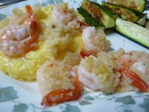 Garlicky Baked Shrimp 3