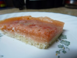 Strawberry Lemonade Bars 2