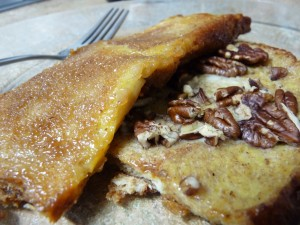 Baked Orange Pecan French Toast 2