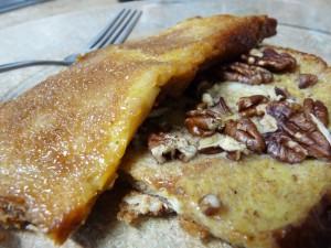 Baked Orange Pecan French Toast 2