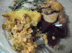 2013 Thanksgiving Plate - Mine
