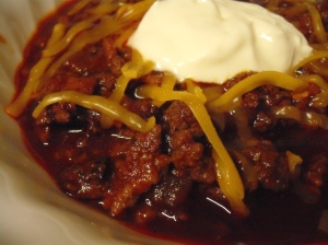 Steakhouse Chili 2
