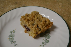 Cranberry-Oatmeal Bars 2