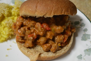 Sloppy Bombay Joes 2