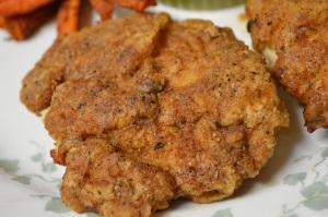 Double Crunch Honey Garlic Chicken 2