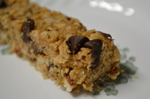 Homemade CLIF bars 3