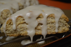 Maple Syrup and Oat Scones 3
