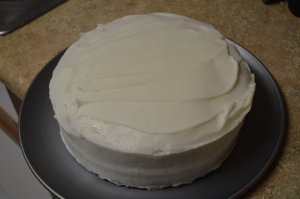 Ginger Carrot Cake 3