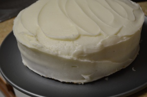 Ginger Carrot Cake 5