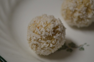 Key Lime Coconut Snowballs 2