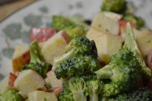 Waldorf Salad with Broccoli 4