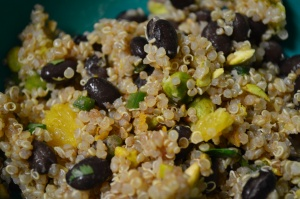 Spicy Bean and Quinoa Salad 2