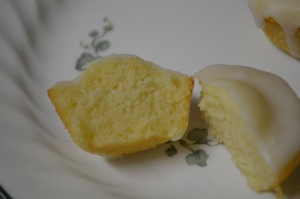 Ginger Tea Cakes with Lemon Glaze 3