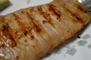Hoisin-Marinated Pork Chops 2