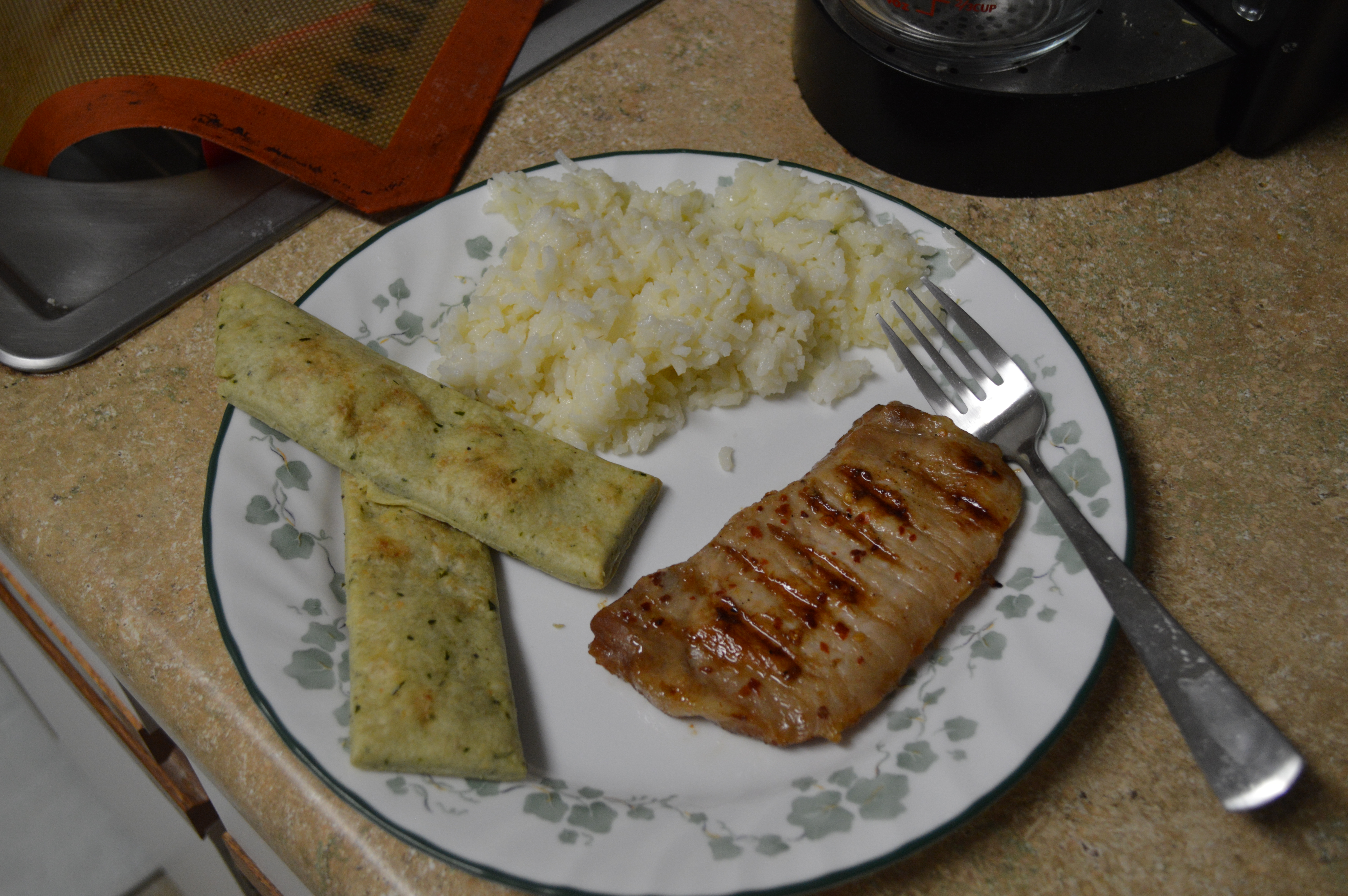Hoisin-Marinated Pork Chops (from the August 2002 issue of Cooking ...