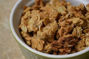 Peanut Butter Granola 2