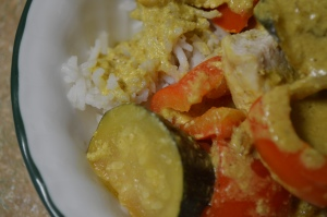 Coconut Curry Chicken I 3