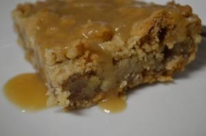Caramel Apple-Nut Bars 2
