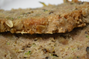 Zucchini Bread with Oats 2
