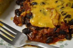 BBQ Chili Bake 3