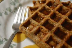 Buckwheat Waffles 2