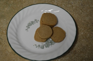Speculoos Buttons