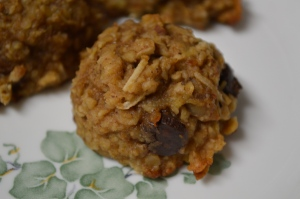 Healthy Chocolate Chip Cookies 2