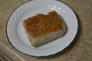 Pan-Seared Oatmeal 2