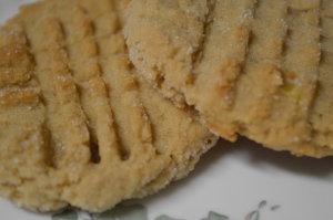 Peanut Butter Banana Cookies 2