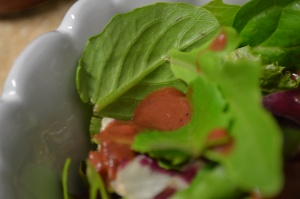 Strawberry-Herb Dressing 2