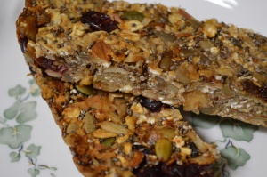 Hearty Granola Bars 2