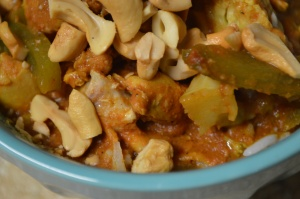 Slow Cooker Coconut Chicken Curry 2