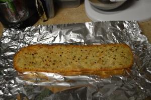 Garlic Confit Toast