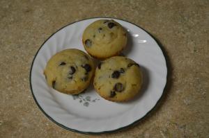 Cannoli Muffins
