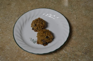 Chockablock Cookies