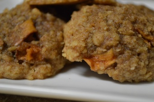 Peach Pie Oatmeal Cookies 2
