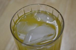 Mango-Ginger Mocktails 2